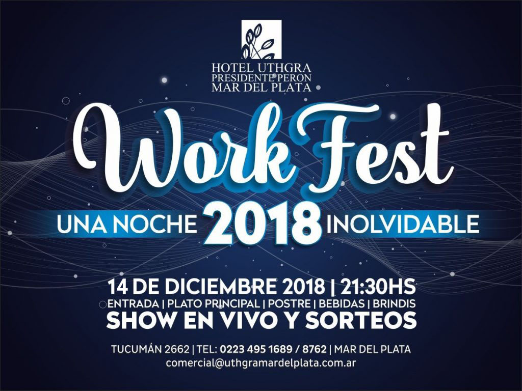 Work Fest 2018